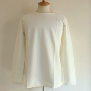 Kersey Jersey Cut & Sewn White