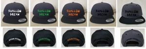 Shallow Dream Flat Cap