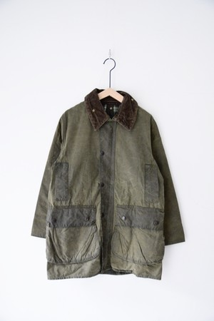 【MILITARY】BARBOUR/USED