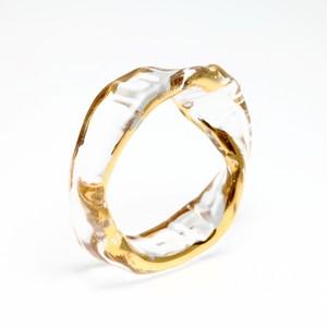 mobius ring gold