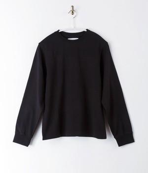 """【SETTO】 COMFOR-T """"BLK"""" (UNISEX) セット L/S T-Shirt"""