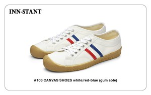 INN-STANT CANVAS SHOES #103