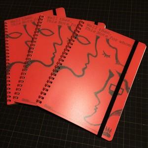 ノート「赤い迷路」