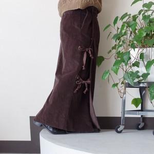 Re Make Corduroy Skirt / リメイク コーデュロイ スカート