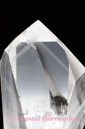 超レア 特大レコードキーパー&シャーマンダウレムリアン水晶
