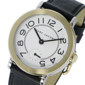 マーク ジェイコブス MARC JACOBS ライリー RILEY ユニセックス クオーツ 腕時計 MJ1514 ホワイト ホワイト