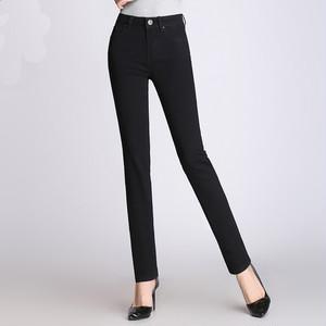 【ボトムス】ファッション無地カジュアルパンツ24446312