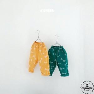 «予約» ribbon pants 2colors リボンパンツ