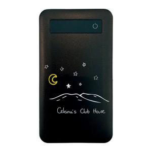 CELEINA'S CLUB HOUSE モバイルバッテリー