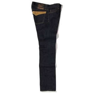 RIGID TYPE-3 DENIM PANTS<TIGHT STRAIGHT> (INDIGO) / RUDE GALLERY
