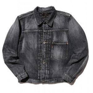 JELADO 44DENIM JACKET VINTAGE FINISH フェイドブラック [JP51441]