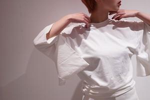 jonnlynx / kimono tee (white)