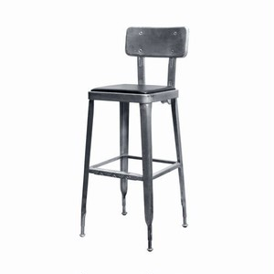 【100-213GV】Standard bar chair [Color:Galvanized] #スタンダードバーチェア #ヴィンテージ #アメリカン