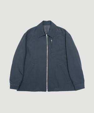Allege Wool Zip Blouson Black AH19W-BL05