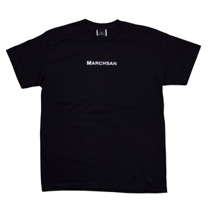 MIDDLE LOGO T-shirt (black)