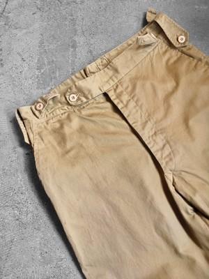 Gurkha trousers