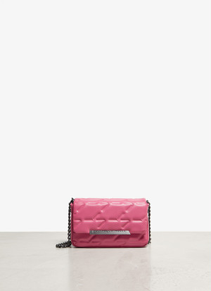 SMALL QUILTED LEATHER FLAP BAG