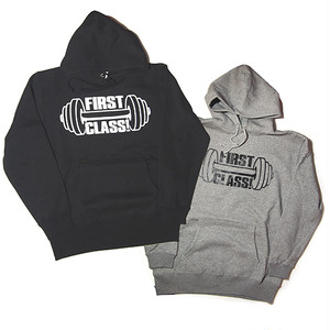 FirstClass! SPORT BIG LOGO SWEAT HOODIE