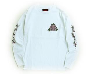 ROSE Sleeves White