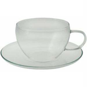 セレック グラスカップ&ソーサー GCS-1 クリアー