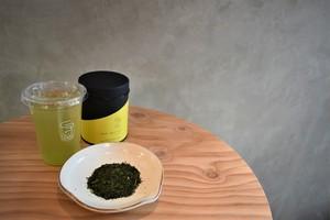 あさつゆ - 深蒸し煎茶 - 30g(茶缶)