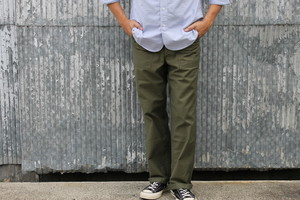 WORKERS / Baker Pants Standard Fit