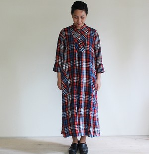 C71075【Tomoyo】LinenTartan