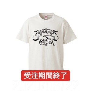 BENEFIT T-SHIRT by BUNTA (Tattoo Artist)