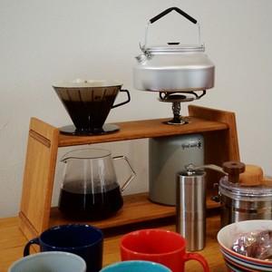 coffee dripper stand W