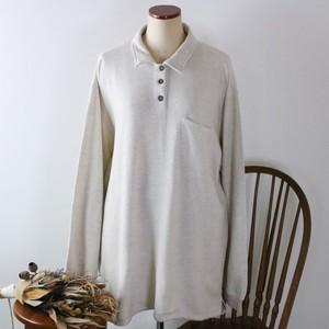 elbow patch shirt pullover shirt XL