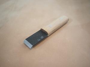 (受注生産品)金高刃物老舗 30mm革包丁