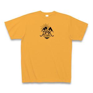 DMK GLOBAL Tシャツ(コーラルオレンジ)