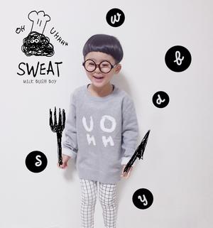 KIDS SWEAT 【OHUH】