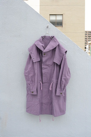 HOMELESS TAILOR / REVERSIBLE COAT