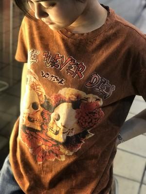 再入荷! メキシカンスカル T-shirt