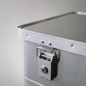 ALUTEC / ALUMINIUM BOX CLASSIC 30L