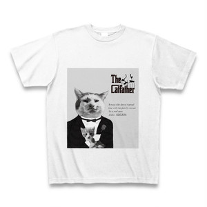 【演歌】The Catfather T-shirt