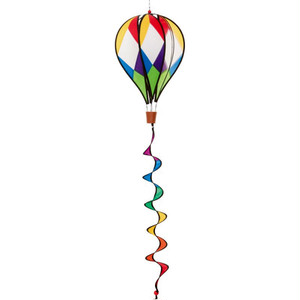 Hot Air Balloon Twist Harlequin