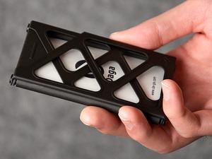 Ti-Cardcase JET-BLACK