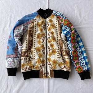 Patchwork remake jacket