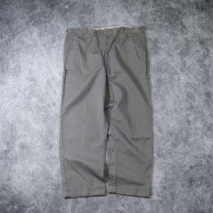 60's〜70's Lee Work pants 60年代〜70年代 リー ワークパンツ Vintage ヴィンテージ  チェトパ Made in U.S.A. アメリカ製 古着 A512