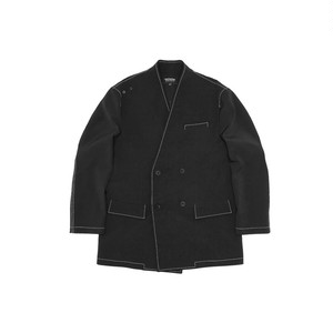 Spandex Stitch Double-breasted Jacket ジャケット ダブル