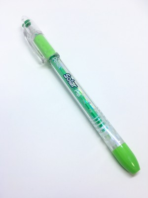 Pentel Solar Pop Green