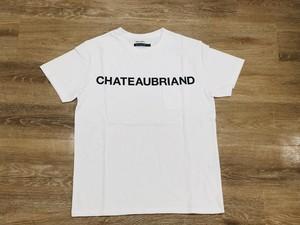 【送料込】WAGYUMAFIAオリジナル CHATEAUBRIAND Tシャツ 白