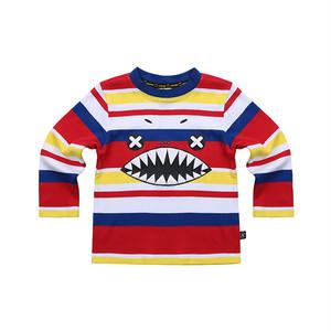 HATS-ON(ハッツオン)-ELSTINKO KidsデザインロングTシャツ