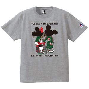 "予約アイテム ""Let's Hit The Cretes"" Tee [B] Boys & Girls"