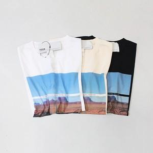 TICCA(ティッカ) MOUNTAIN Tシャツ 2021春夏新作