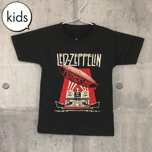 【送料無料 / ロック バンド Tシャツ】 LED ZEPPELIN / Mothership Kids T-shirts L レッド・ツェッペリン / マザーシップ キッズ Tシャツ L