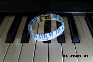 ピアノジャック風ピアノ鍵盤うでわ
