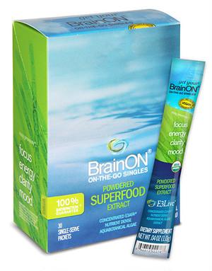 BrainON パウダースティックBOX